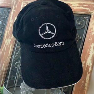 Mercedes Benz black hat GUC
